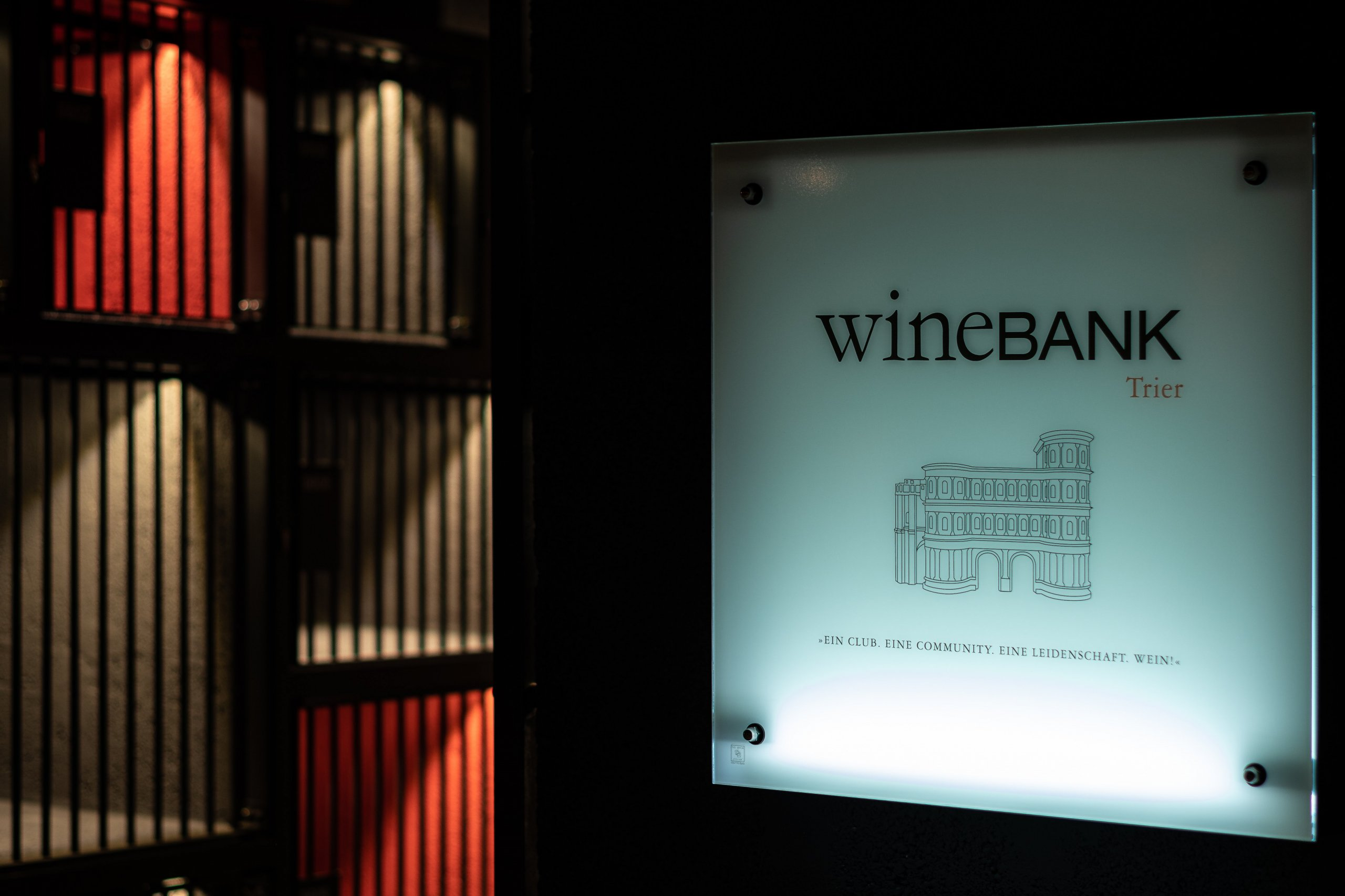 wineBANK eröffnet in Trier: Private Members Club im